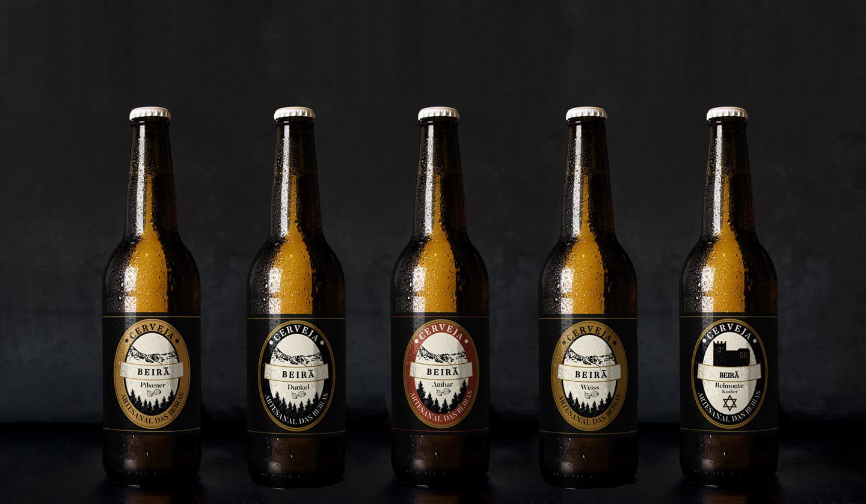 Beirã - Cerveja Artesanal das Beiras