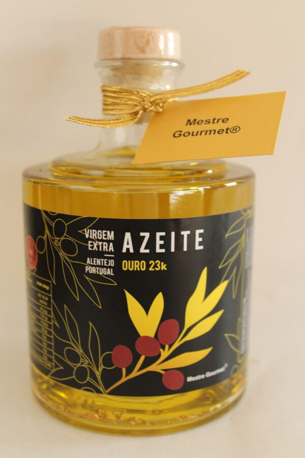 Azeite Extra Virgem Ouro 23k