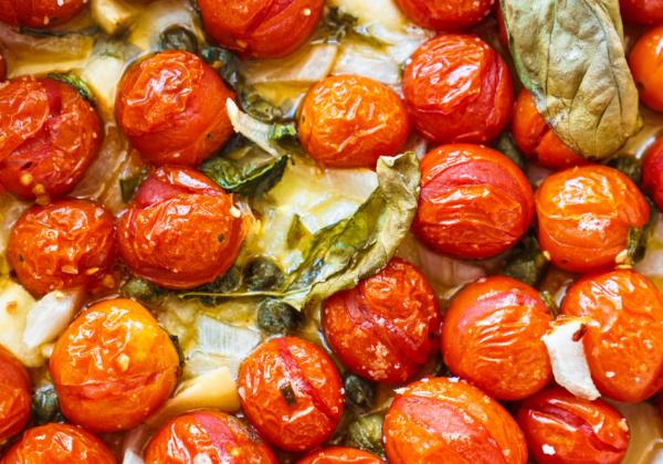 tomate-cereja-assado
